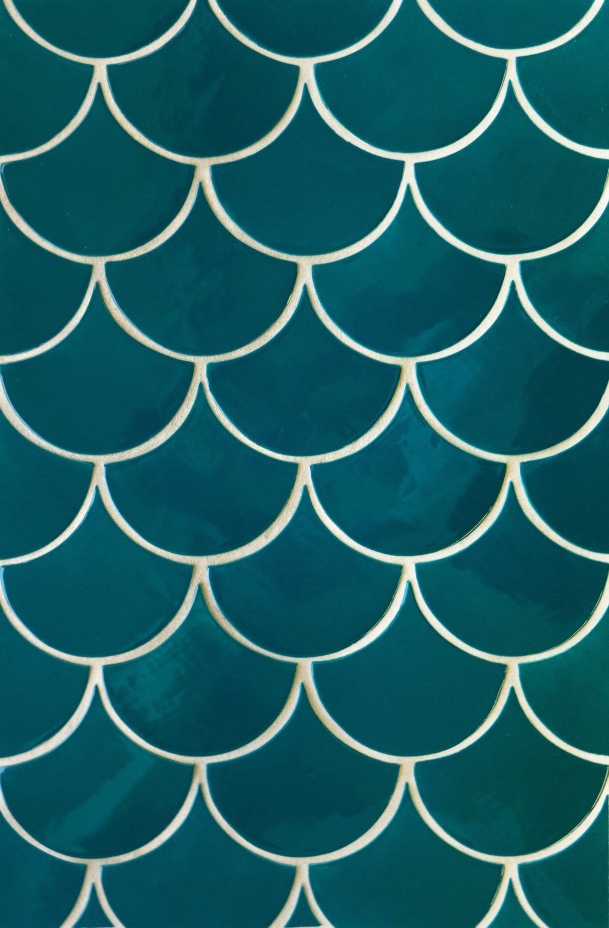 Moroccan Fish Scales | Moroccan, Scale and Mosaics