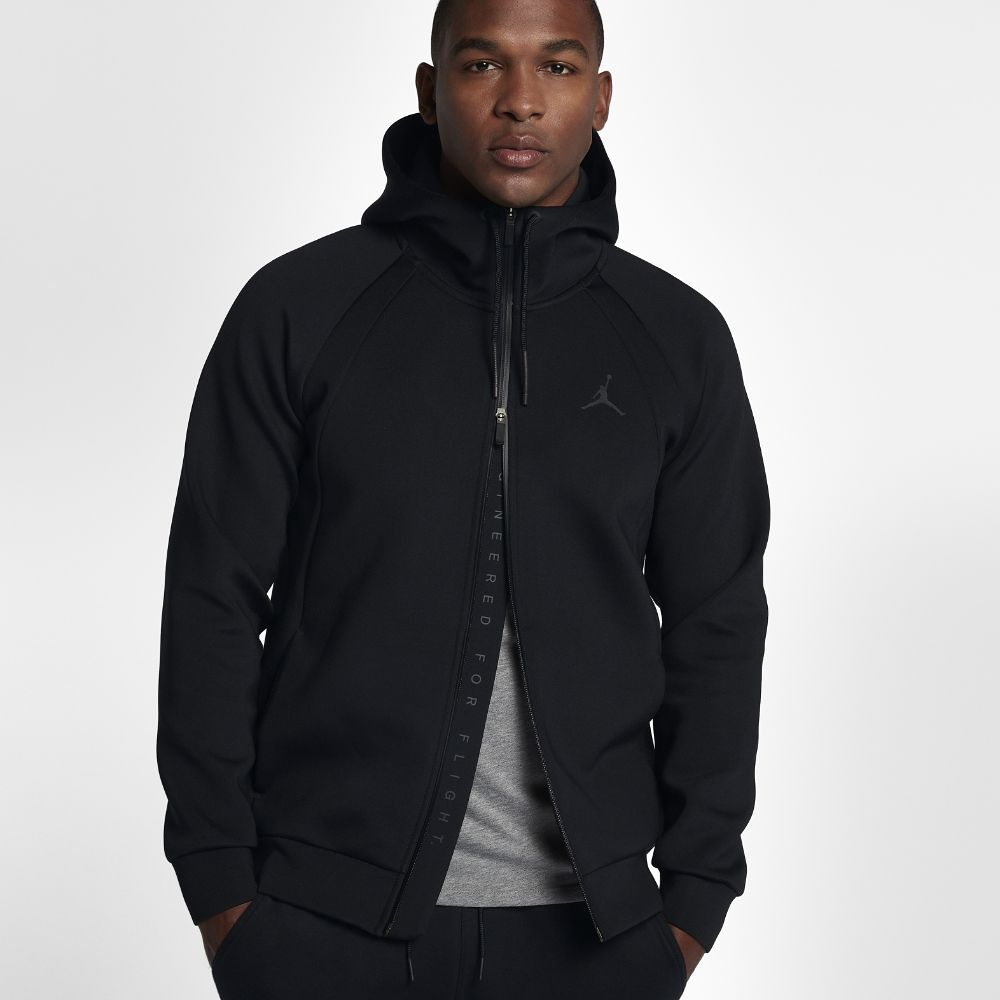 75358e7732f7 Jordan Sportswear Flight Tech Fleece Men s Full-Zip Hoodie