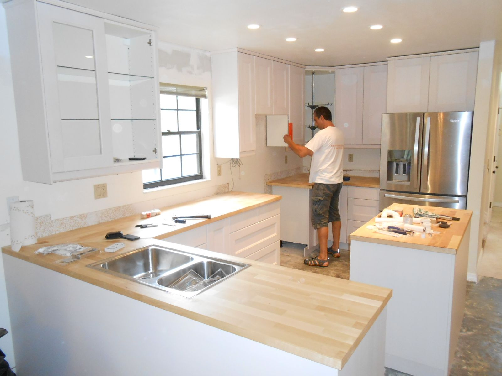 Ikea White Kitchen Cabinets | Join The Discussion On This Ikea Kitchen Cabinets Tritmonk Home