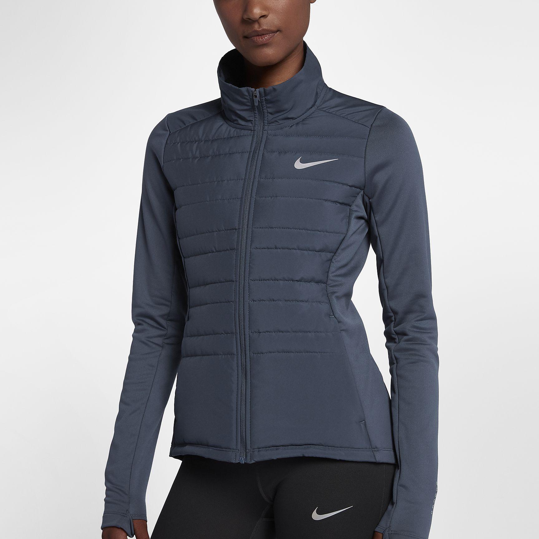 Mencionar Cita Solo haz  Nike Essential Filled Women's Running Jacket | Womens running jacket, Running  jacket, Jackets