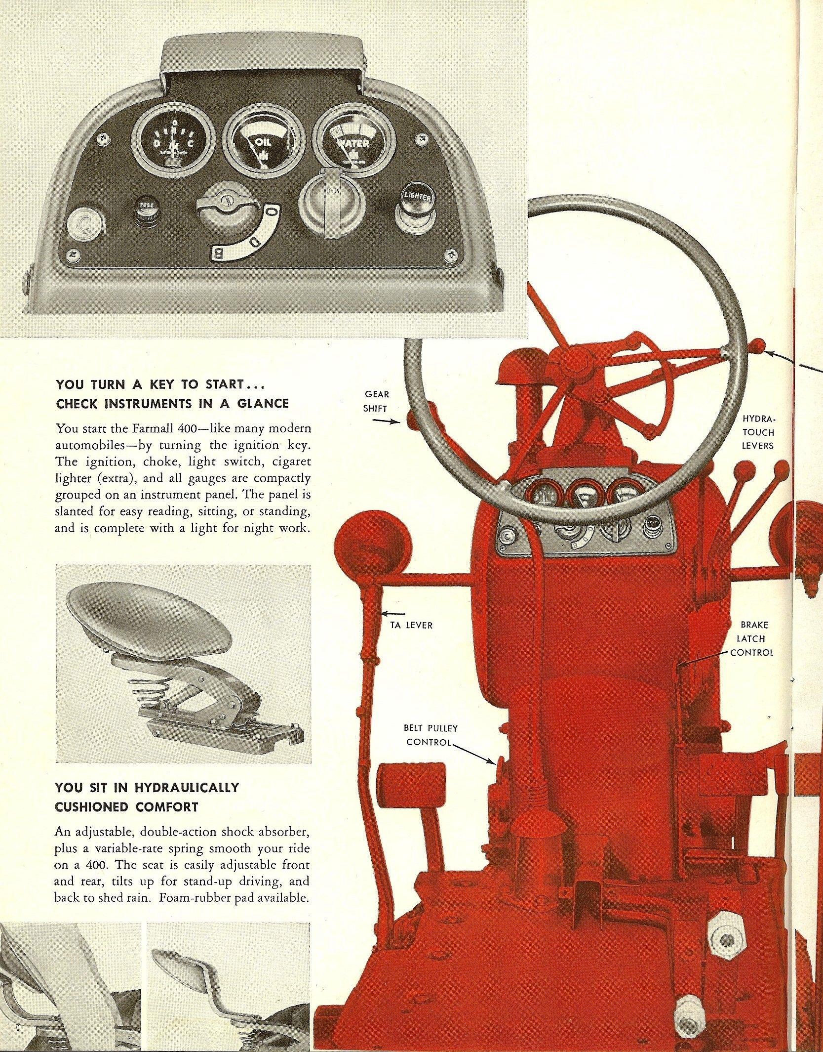 medium resolution of 1955 farmall 400 case tractors farmall tractors old tractors international tractors international