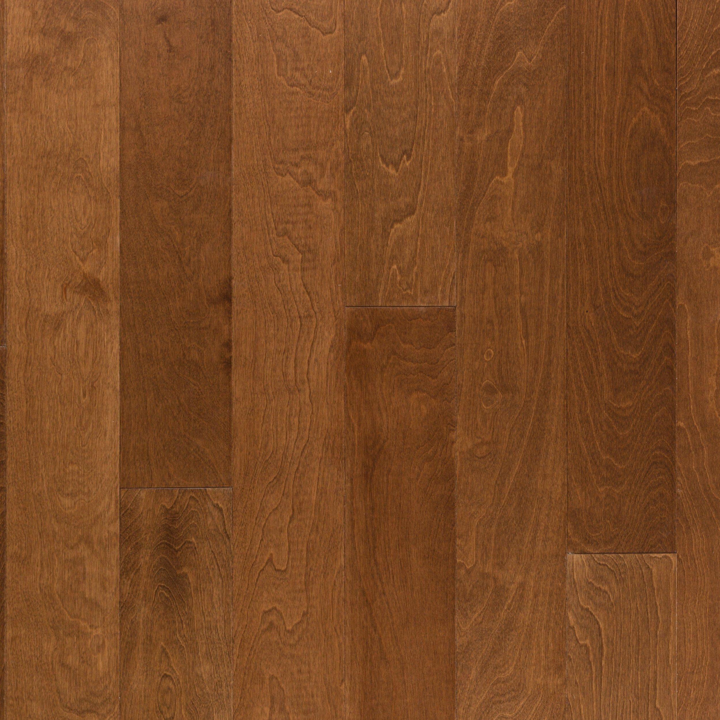 Honey Birch Smooth Engineered Hardwood Hardwood Engineered Hardwood Birch Floors