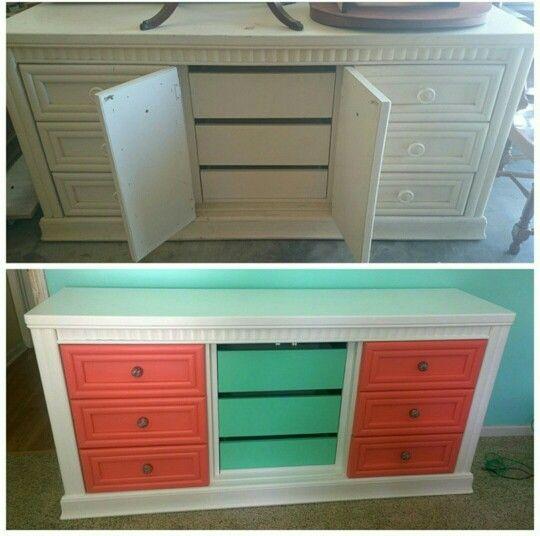 Refinished Dresser Vintage Furniture Paint The Furniture Doctor
