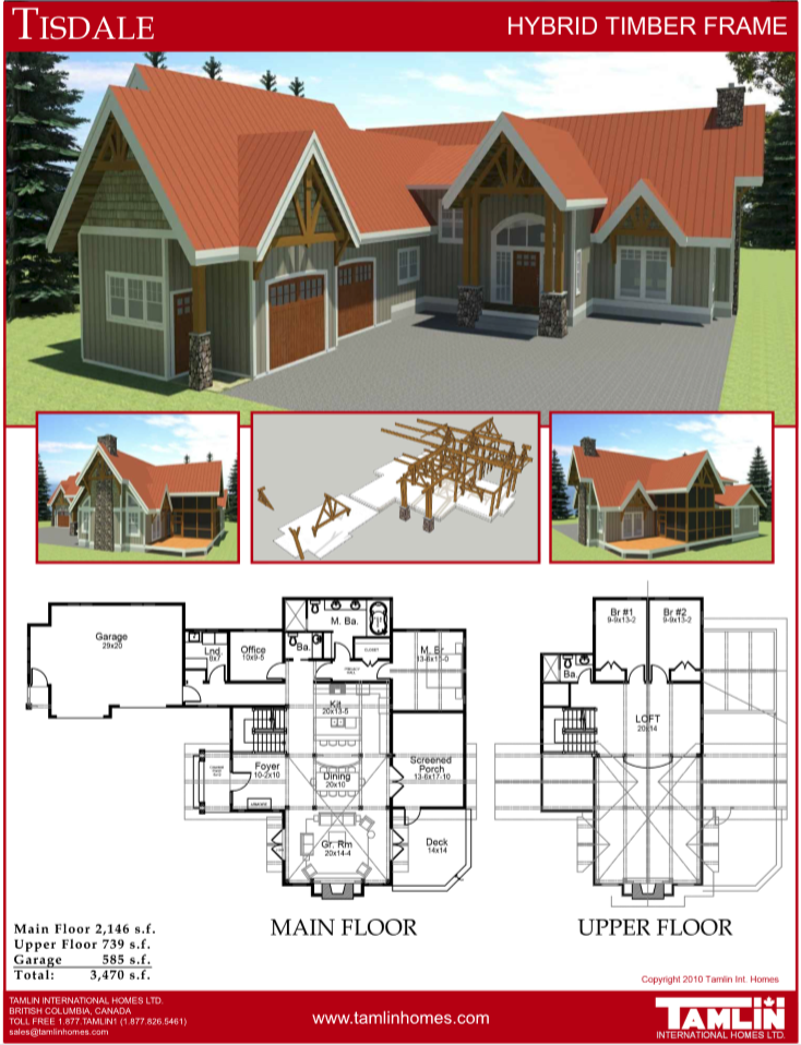 Plans Above 2500 Sq.Ft in 2018 | Tamlin House Plans | House plans ...