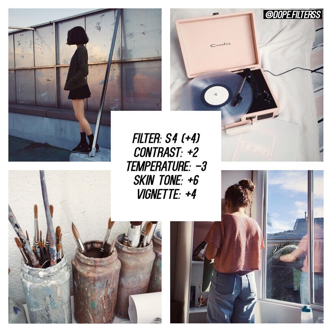 Instagram Feed Aesthetic Vsco Filters