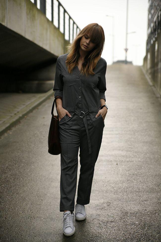 Fashion Zen / JUMPSUIT //  #Fashion, #FashionBlog, #FashionBlogger, #Ootd, #OutfitOfTheDay, #Style
