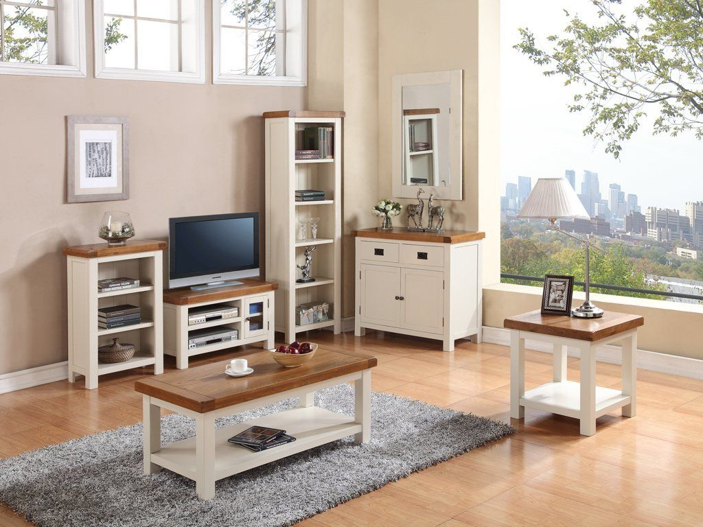 Oak Living Room Furniture Wooden