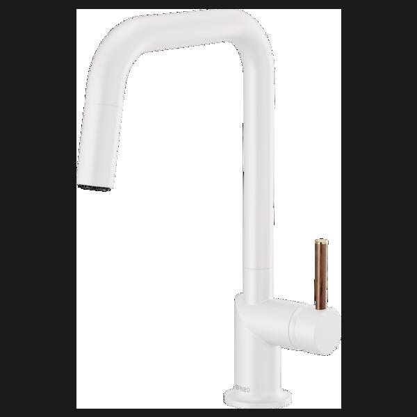 jason wu for brizo pull down faucet
