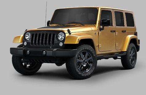 Jeep Wrangler Altitude Edition  Jeep Life  Pinterest  Jeeps