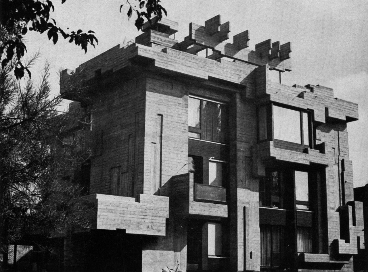 Apartment building jakobsgut z rich h ngg switzerland - Dekonstruktivismus architektur ...