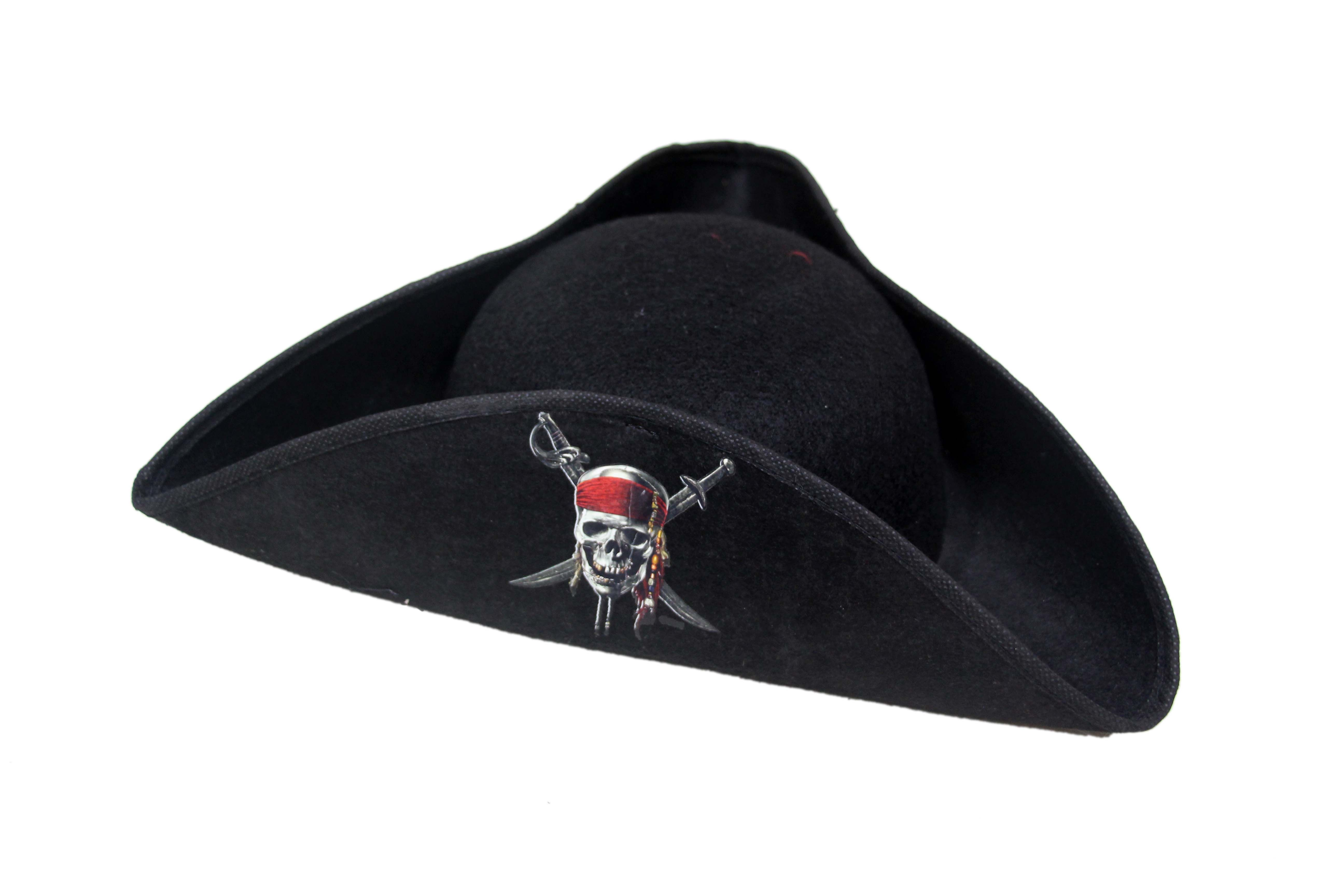 Pirates Of The Caribbean Pirate Hat