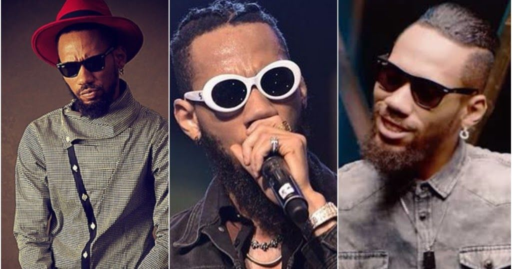 Phyno born Chibuzor Azubuike on October 9th 1986 in Enugu