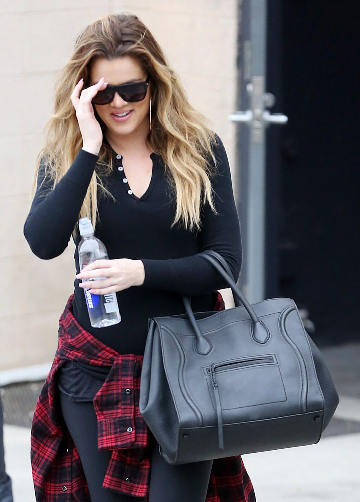 The Many Bags Of Khloe Kardashian
