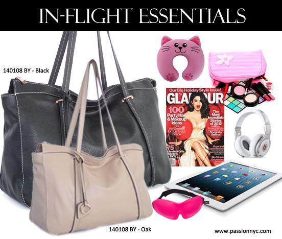 In-flight Essentials 20140613NYC
