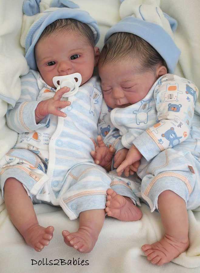 Tamino By Iris Klement Reborn Baby Dolls Twins Real Baby Dolls Newborn Baby Dolls