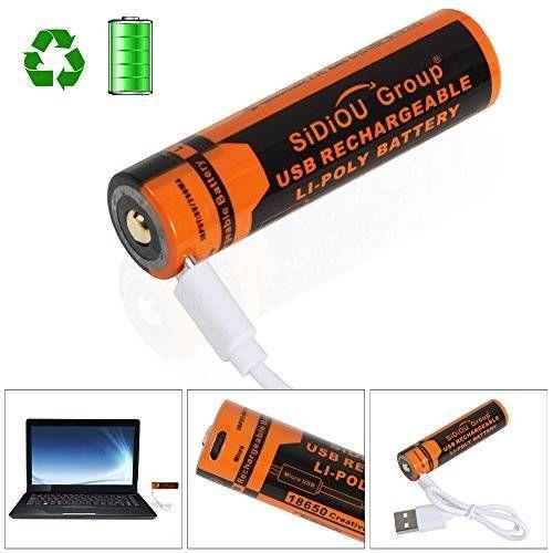 8397ed296 Recargue sus pilas como nunca antes con estas innovadoras baterías  recargables con conexión USB. Estas