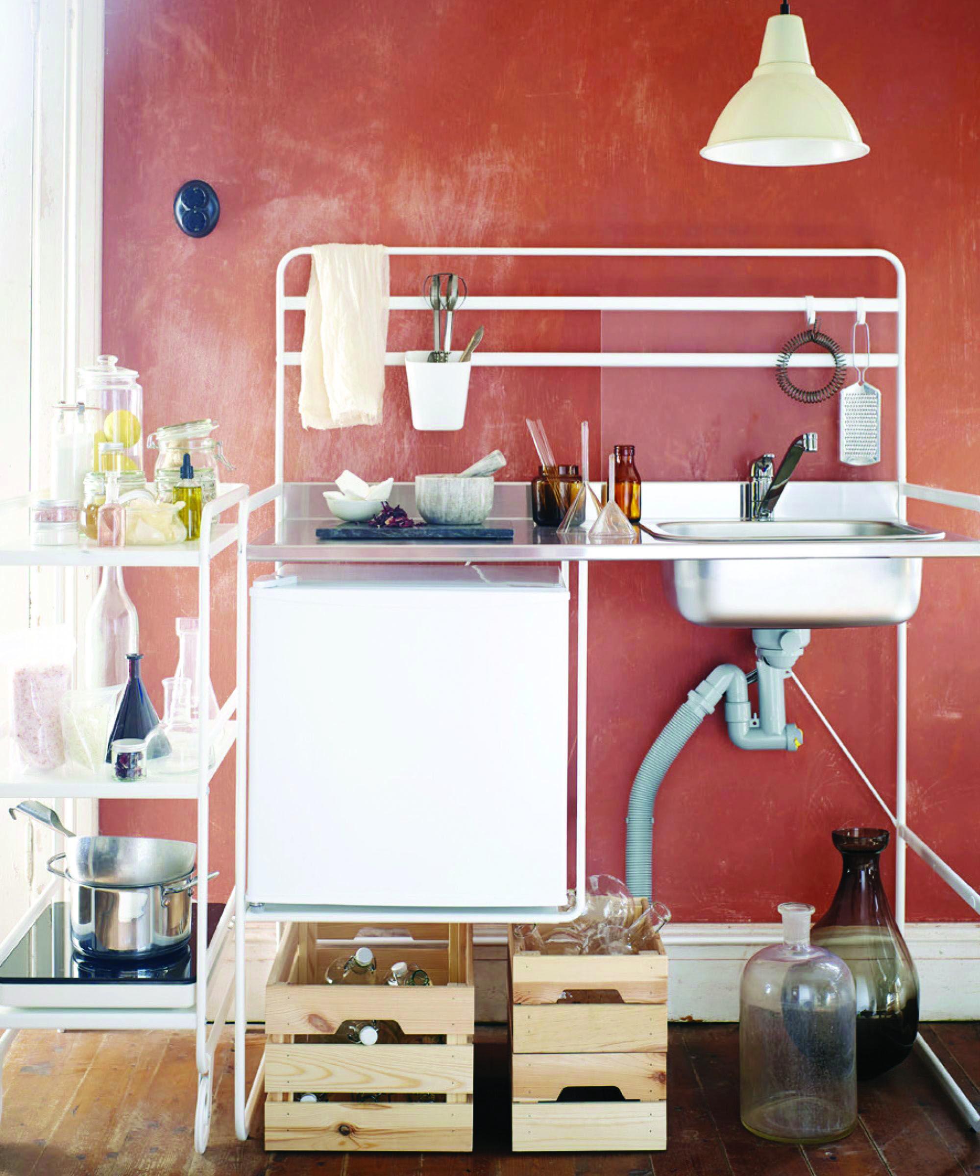 16 Flexible Freestanding Kitchen Area Suggestions Mini Kitchen Freestanding Kitchen Kitchen Units