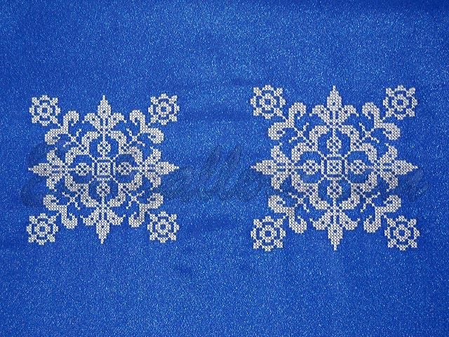 Snowflakes Free Machine Embroidery Design Embroidery Patterns