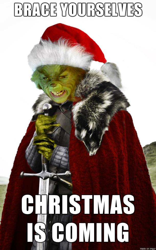 Christmas is Coming Meme | Christmas | Pinterest | Funny, Funny ...