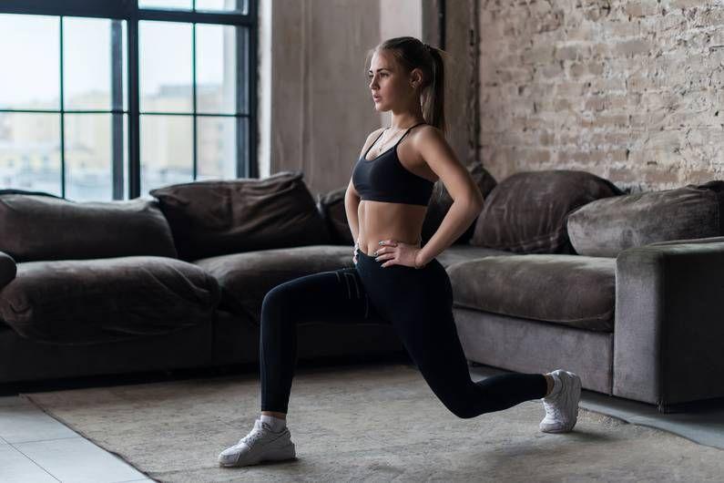 HIIT-Workout für zu Hause: Diese Übungen sind echte Kalorienkiller! #pilatesworkoutroutine