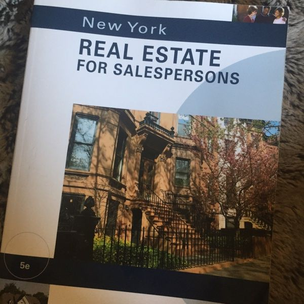 For Sale: Real Estate For Salespersons  for $25