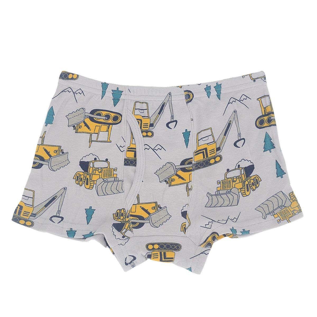10 Pack Boys Kids Briefs Shorts Underwear Children Trunks Cotton Boxers Pants