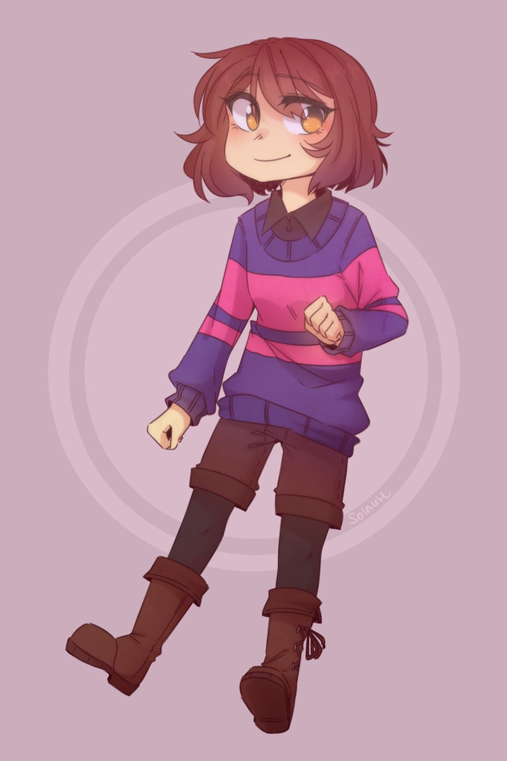 Friskkkkkkk Undertale Cute Undertale Anime Undertale