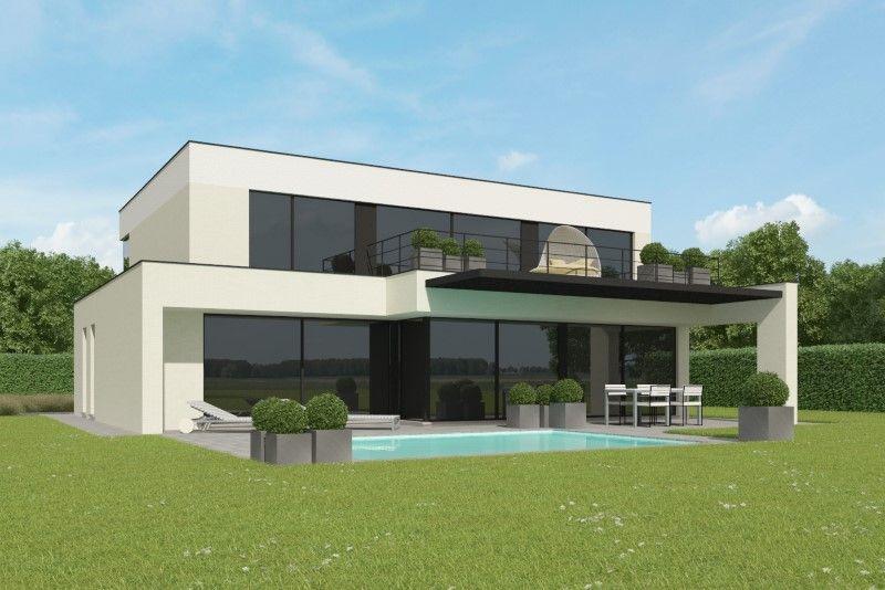Ontdek onze woningen met strak ontwerp in minimalistische stijl