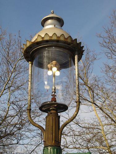 Gas Lights Antique Lighting Street Lamp, Gas Lamp Light