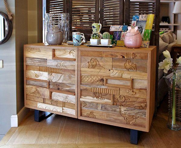 Arredamento recupero ~ Eco design riciclo e recupero del cartone abitare con stile