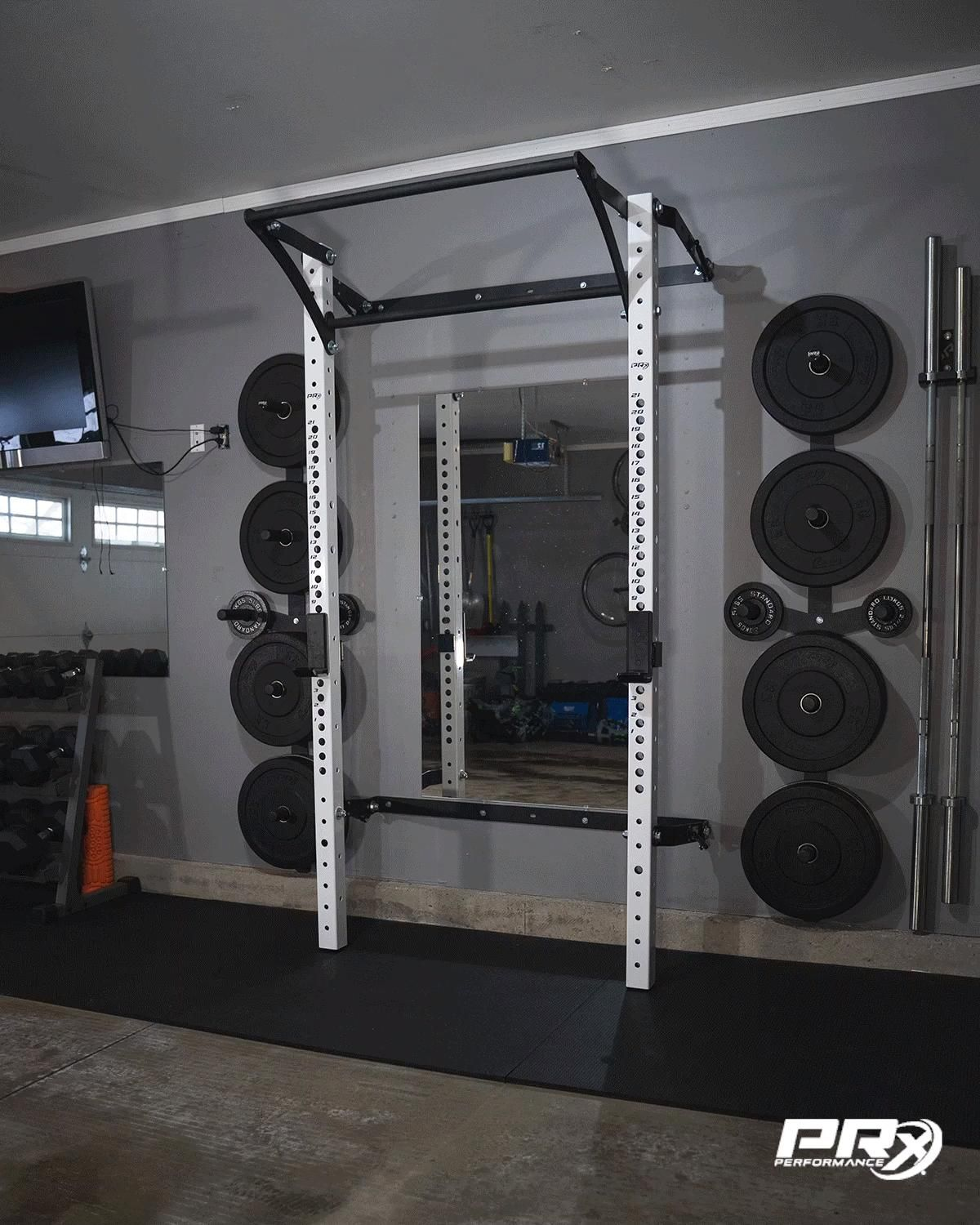 No space for a home gym? Think again!