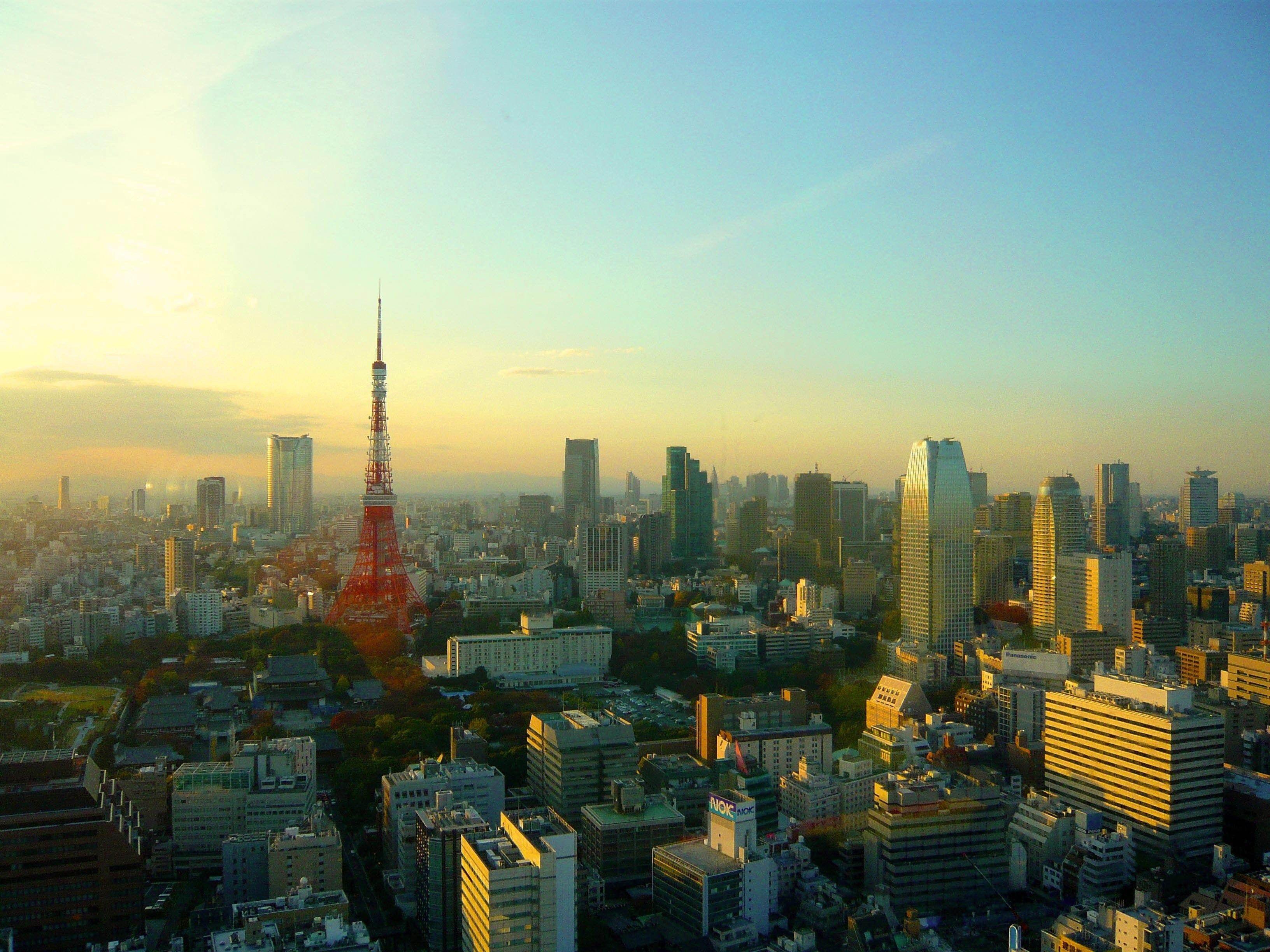 3264x2448 Px Windows Wallpaper Tokyo By Edite Robertson For