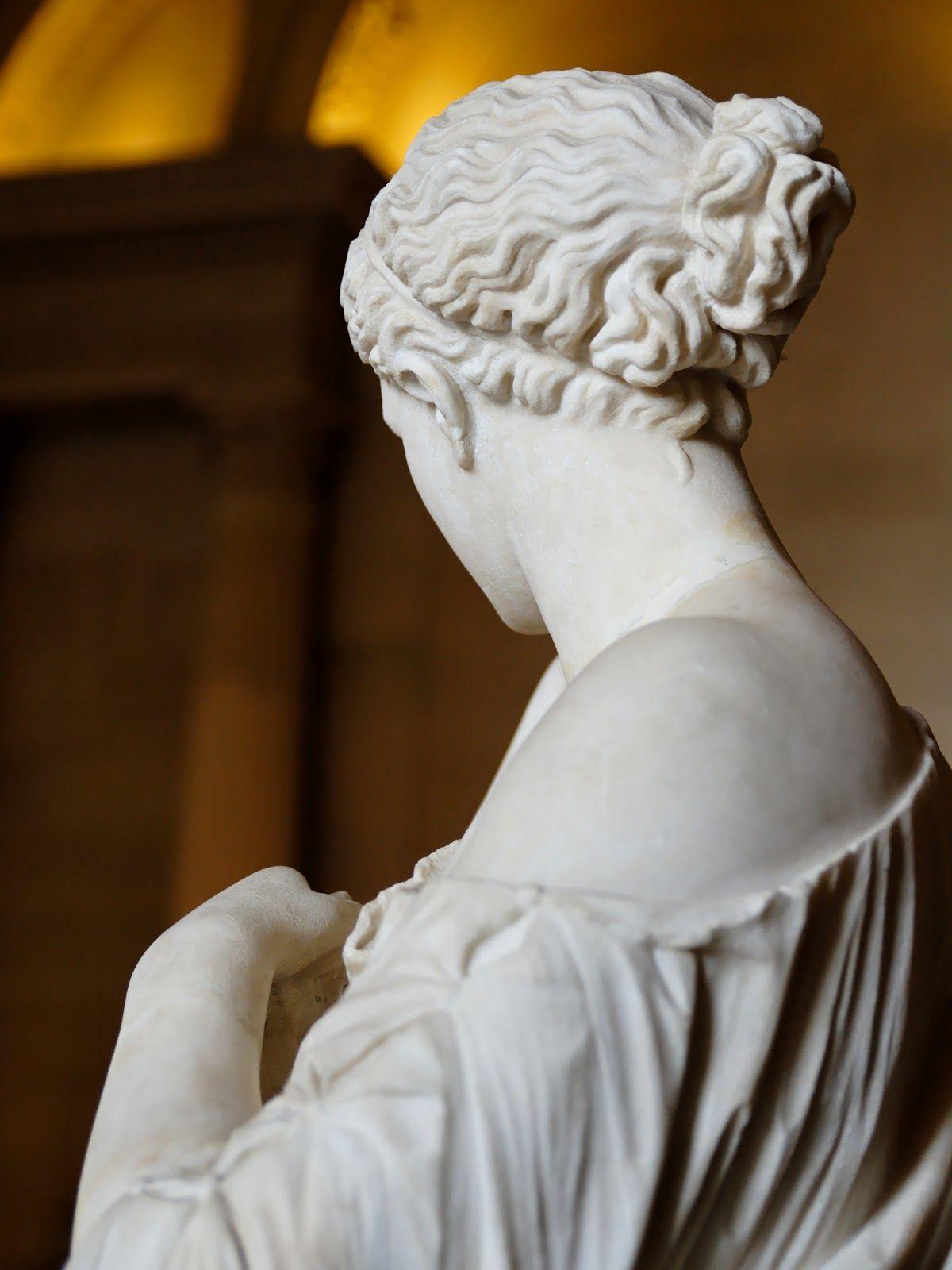 Praxiteles #greekstatue