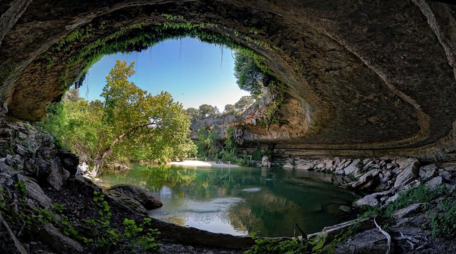 Hamilton Pool Preserve In Austin Texas Natural Beauty Tourism Destinations