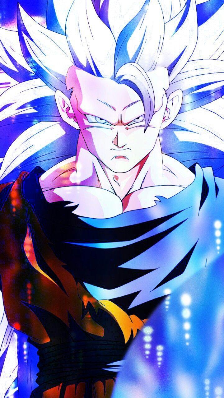 Goku Ssj3 Mastered Ultra Instinct Dragon Ball Dibujos Personajes De Dragon Ball Dragones