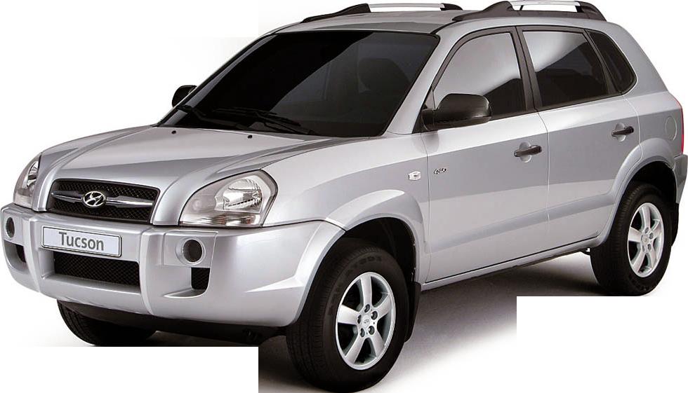 Hyundai 4wd models