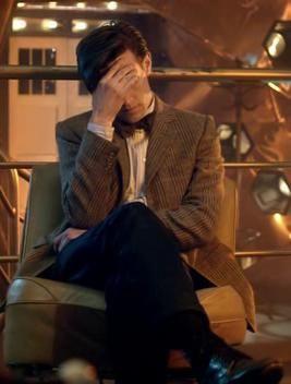 Doctor Who Facepalm Blank Meme Template HttpsImgflipCom