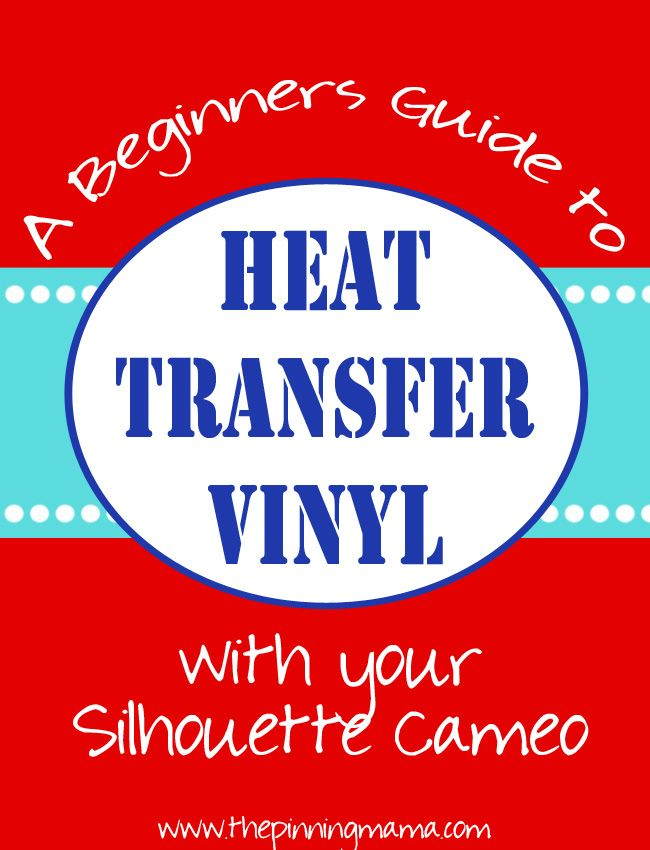 A Beginners Guide To Using Heat Transfer To Create TShirts And - Custom vinyl decals numbers for shirts