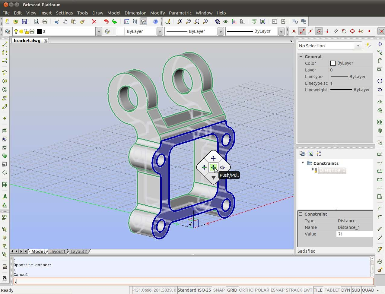 Bricscad is advanced cad software with quality features www coannex in bricscad