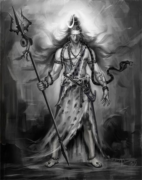 Lord Shiva In Rudra Avatar Animated Wallpapers Google Search