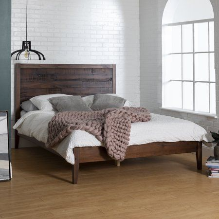 Home Bed Frame Headboard Home Decor Furniture