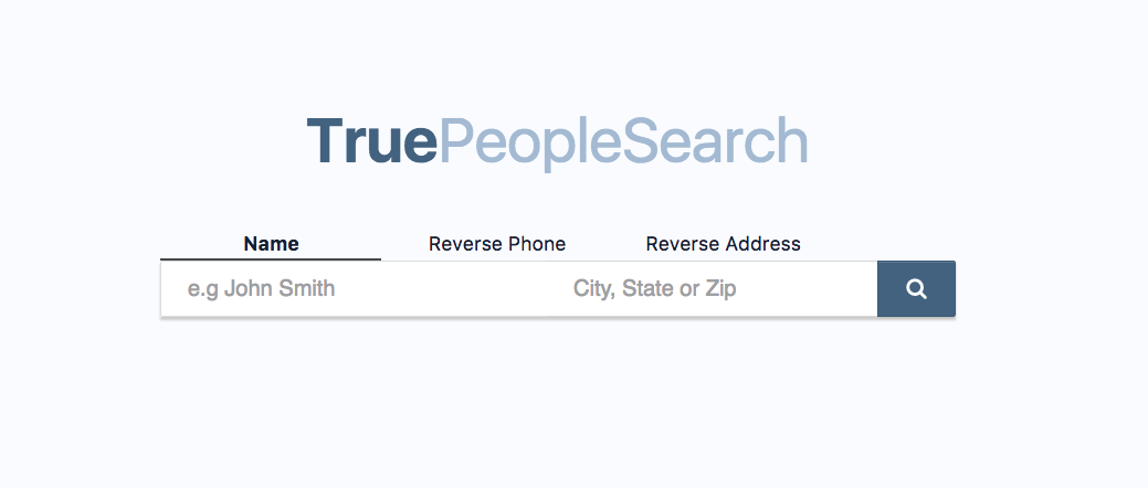 How to Remove Your Information from TruePeopleSearch   How to remove. Names. Reverse