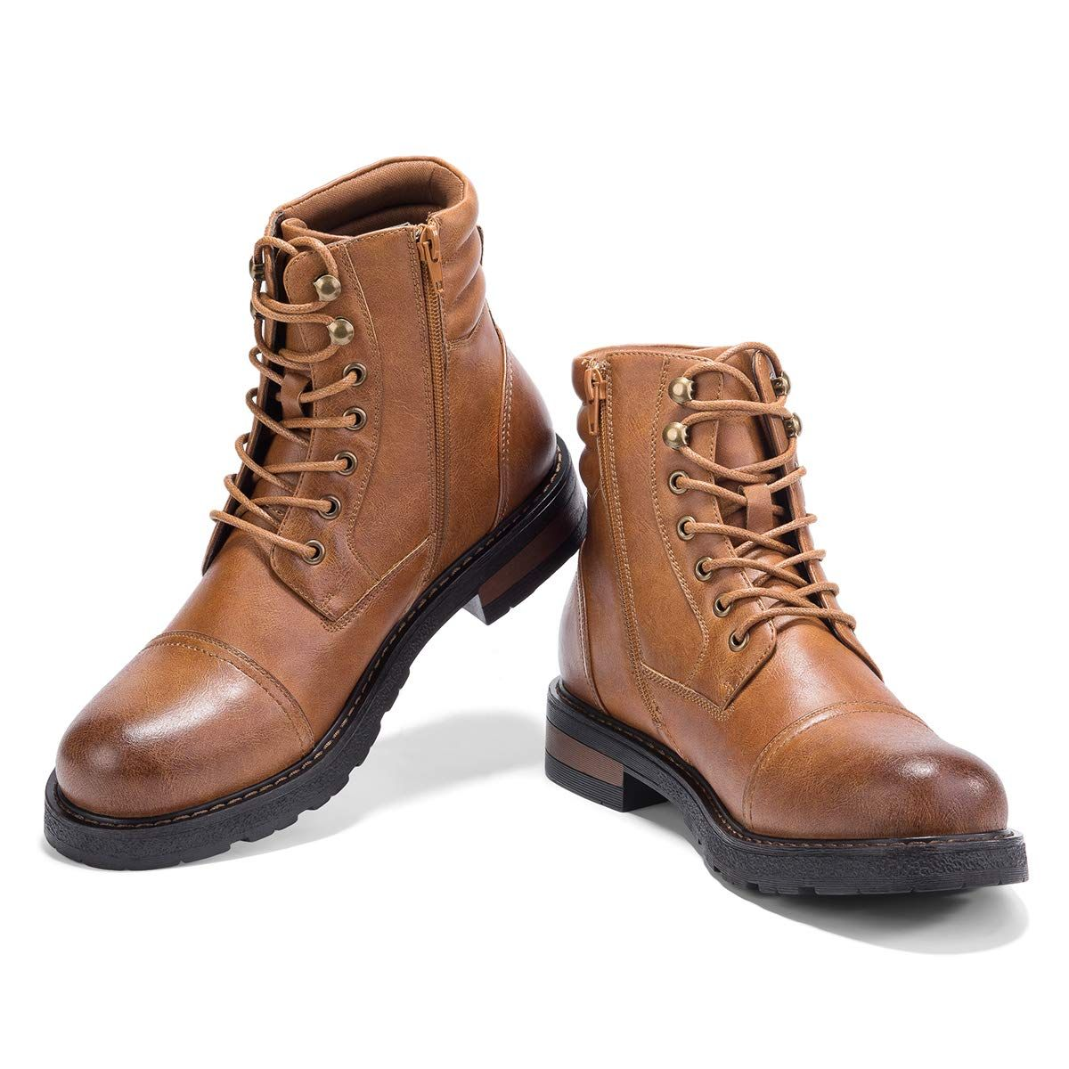 Men Boots Chelsea Boot Winter Suede High-top Martin Short Boots Pointed On Foot Fighting Snow Shoes