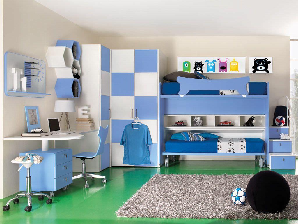 chambre mixte fille et garçon - Recherche Google   room boy ...