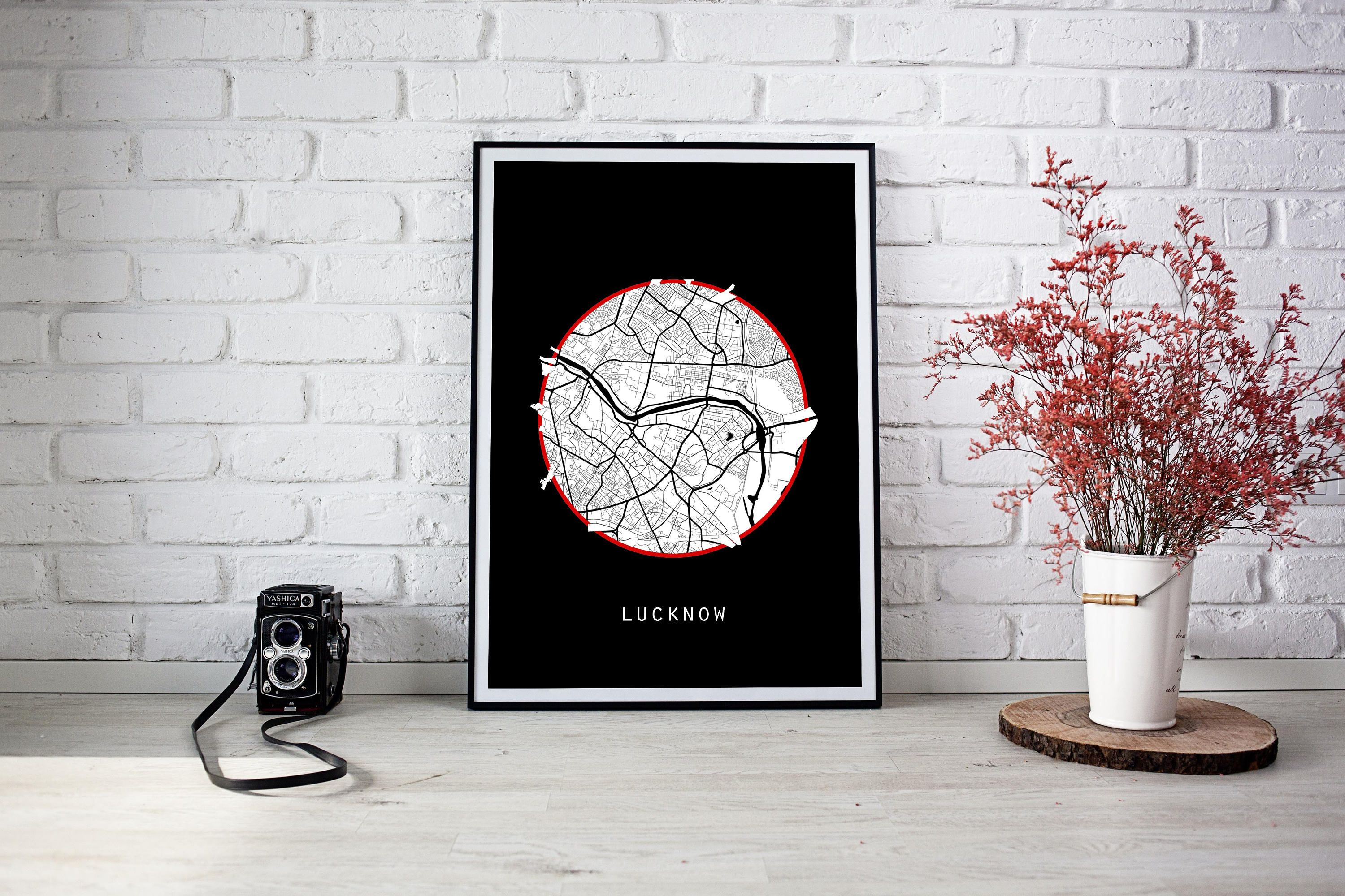 Lucknow map world map india map maps black and white map lucknow map world map india map maps black and white map minimalistic map minimal map black mapwhite mapminimal india map by somethingartstudio on gumiabroncs Image collections