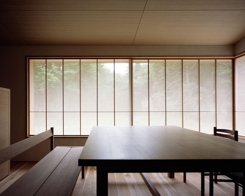 Tamotsu Teshima, House in Tsukuba