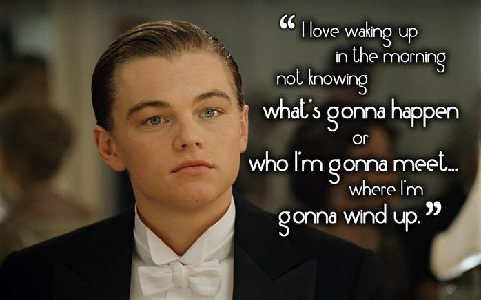 10 Most Inspirational Quotes From 'Titanic