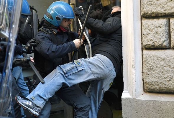 Rome security alert amid fears of terrorists striking EU summit - https://newsexplored.co.uk/rome-security-alert-amid-fears-of-terrorists-striking-eu-summit/