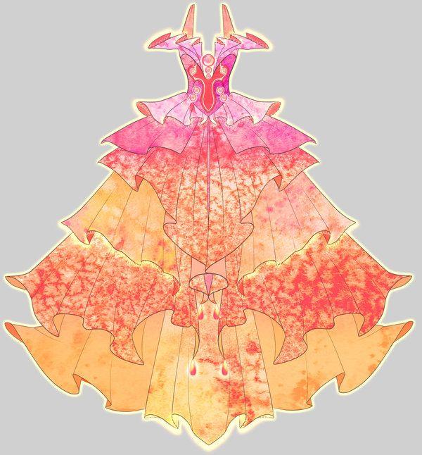 Dress Adopt Auction CLOSED by uwwa on DeviantArt