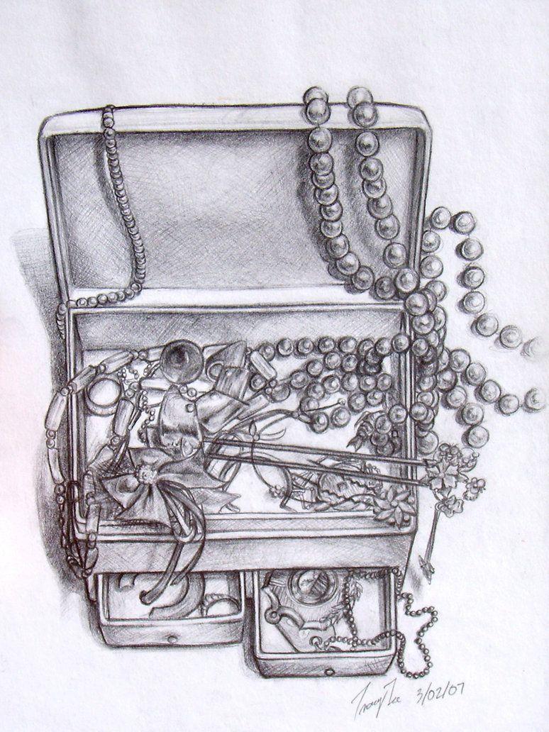 Jewellery Box By Endless Ii Deviantart Com On Deviantart Jewelry Box Jewelry Jewelry Art